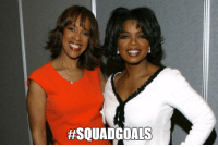 Oprah and Gayle: Oprah and Gayle