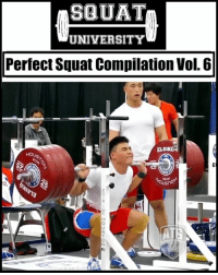 "Adidas, Being Alone, and Gym: SQUAT  UNIVERSITY  Perfect Squat Compilation Vol. 6  ELEIK  0. Lifting big weight alone is NOT impressive - lifting big weight with GREAT TECHNIQUE, now that's something to be admired 🙌🏼 . Here's a compilation of some great athletes with incredible squat technique. Learn from them 👇🏼 . 1️⃣ Kim Kwang Song 2️⃣ Bryce Lewis (@bryce_tsa) 3️⃣ Andy Huang (@that_hugeasian_guy) 4️⃣ Wes Kitts (@weskitts22) . Shout out to @atginsta for some of this great footage.🙌🏼 . Tag someone below you think should be in the next ""Perfect Squat Compilation"" 👇🏼👇🏼 ___________________________________ Squat University is the ultimate guide to realizing the strength to which the body is capable of. The information within these pages are provided to empower you to become a master of your physical body. Through these teachings you will find what is required in order to rid yourself of pain, decrease risk for injury, and improve your strength and athletic performance. ________________________________ Squat SquatUniversity Powerlifting weightlifting crossfit training wod workout gym exercisescience fit fitfam fitness fitspo oly olympicweightlifting hookgrip nike adidas lift Crossfitter"