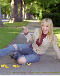 Doe, Hillary Clinton, and Party: squid-in-a-party-hat:  thebuttfuckingbelievers:  alt-j:  caseyaunthony:  i dont get this picture  obviously some sloppy fuck left their orange peels on the ground and Hillary Clinton happened to be skating by and slipped on them. Not to hard to understand. She still smilin doe  Hillary Clinton