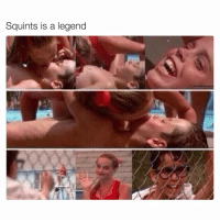 The OG savage!: Squints is a legend The OG savage!