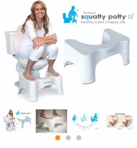 Life, Happy, and Slavic: squo potty  squatty potty  healthy colon happy life  Anorectal Angle