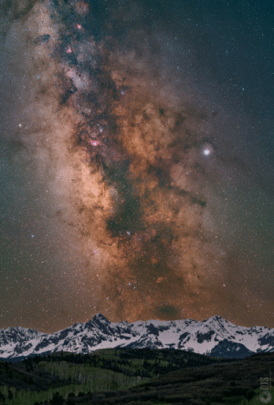 "space-pics:  I have been using a device called a ""star tracker"" which will follow the rotation of the Earth when aligned thus allowing me to capture extremely detailed images of the Milky Way. This is my latest attempt from Colorado. [OC]: Sr space-pics:  I have been using a device called a ""star tracker"" which will follow the rotation of the Earth when aligned thus allowing me to capture extremely detailed images of the Milky Way. This is my latest attempt from Colorado. [OC]"