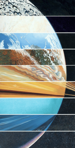 srsfunny:All The Planets Aligned: srsfunny:All The Planets Aligned