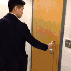 Tumblr, Blog, and Http: srsfunny:Exiting A Public Bathroom