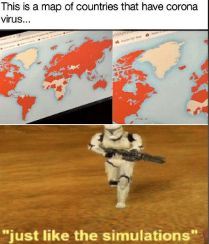 srsfunny:  just like the simulations: srsfunny:  just like the simulations