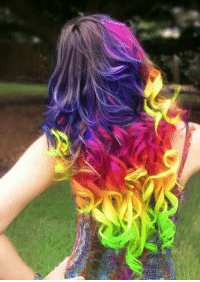 Tumblr, Blog, and Hair: srsfunny:Magnificent Little Pony Hair Dye