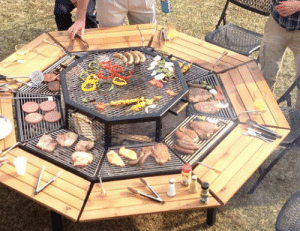 srsfunny:Spectacular Grill-Table: srsfunny:Spectacular Grill-Table
