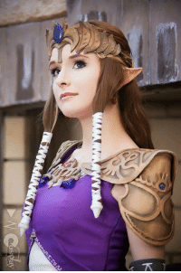 Tumblr, Blog, and Cosplay: srsfunny:  Zelda Cosplay Win