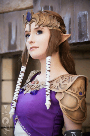 Tumblr, Blog, and Cosplay: srsfunny:Zelda Cosplay Win