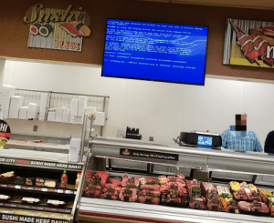 Uh oh, central meat nexus broke: Srshi  A problen has been detected and windows has been shut down to prevent damage  to your comput er.  Attempt to reset the display driver and recover from timeout fa1led.  If this 1s the first time you've seen this stop error screen,  restart your computer. If this screen appears again, follow  these steps:  check to makesure any new hardware or software s proper1y 1nstalled.  If this is a new installat1on, ask your hardware or software manufacturer  for any windows updates you might need.  If problems cont1nue, disable or remove any newly 1nstalled hardware  or software. Disable BIOS memory options such as cach1ng or shadowing.  If you need to use safe Mode to remove or disable components, restart  your computer, press F8 to select Advanced startup options, and then  select safe Mode.  BAR  Technical information:  STOP: Ox00000116 (OXADE16228, 0X920AFCD4, Oxco000001, 0x00000003)  atikmpag. sys - Address 920AFCD4 base at 920A700O, Datestamp 524e79de  DVISO  tore  OFRESH.  PRIME  Only the top 3% of beef qualifies  OD CITY FRESH SUSHI MADE HERE DAILY!  SALE  SALE  SUSHI FRESH S  FRESH SUSHI  FRESH S  FRESH SUS  SHI FRESH SUSHI FRESH SUSHI FRESH SUSHI FRESH SUSHI FRESH SUSHI  SUSHI MADE HERF DAILYI Uh oh, central meat nexus broke
