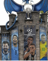 Memes, Troll, and Champions League: SSi  FINAL  CARDIFF  ANA  CARDIFF 2017  CHAMPIONS  LEAGUE.  CARDIFF 2012 Banners in Cardiff 👍🏽🚩 Troll Edit Banners