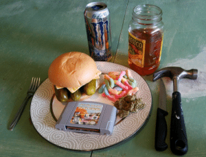 Tumblr, Blog, and Http: &SSTCO  NST  RONN  SAUSAGE  NERG  ARNRR  E nekommunism: n64thstreet:   NSIXTYFACT: Although Switch carts contain a bitterant, N64 carts do not and are still a great addition to any gamer's diet.   there are so many things wrong with this and you kinda notice them in a particular order