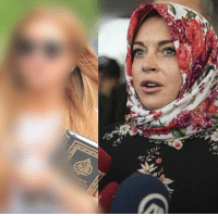 """""""The Quran opened doors for me to experience spiritually, to find another true meaning. This is who I am."""" - Lindsay Lohan. . - Recently she has wiped her Instagram and Twitter accounts clean this week, leaving just the Islamic greeting """"Alaikum salam"""" – meaning """"peace be upon you"""" – on the former account. May Allah swt guide her ☝🏻 ▃▃▃▃▃▃▃▃▃▃▃▃▃▃▃▃▃▃ @abed.alii 📝: st  未 """"The Quran opened doors for me to experience spiritually, to find another true meaning. This is who I am."""" - Lindsay Lohan. . - Recently she has wiped her Instagram and Twitter accounts clean this week, leaving just the Islamic greeting """"Alaikum salam"""" – meaning """"peace be upon you"""" – on the former account. May Allah swt guide her ☝🏻 ▃▃▃▃▃▃▃▃▃▃▃▃▃▃▃▃▃▃ @abed.alii 📝"""