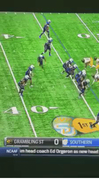 Head, Charts, and Coach: ST  eGRAMBLINGST 0 SOUTHERN  NCAAF im head coach Ed Orgeron as  new head The disrespect level here is off the charts. 😱   https://t.co/qYkeD1dhwi