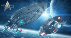Tumblr, Blog, and Deviantart: ST  EK  GY auctorlucan:  U.S.S. Theurgy NX-79854 | Launching the Allegiantby Auctor-Lucan