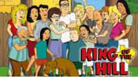 Who watched 'King of the Hill'?: st  It  10  レ內  ド Who watched 'King of the Hill'?
