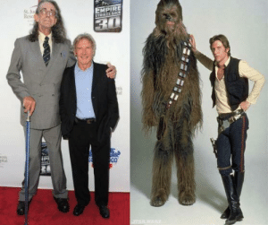 Crying, Empire, and God: St. Ju  Resc  EMPIRE  ns  al  ipi  OD goodgrlgonebad:  swayisme:  paintedcowboy:  kittenesque: myathesquishyoctopus:  ziusik:  oh my god  crying  is that a lightsaber cane!?    Peter W. Mayhew (19 May 1944 – 30 April 2019)  Rest in peace Chewie.May the force be with you.  Literally… Tears!  R.I.P good man