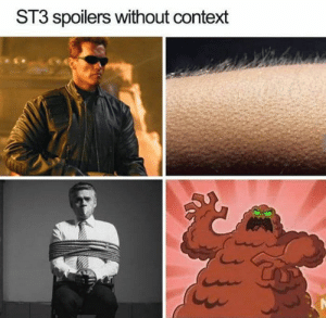 Funny, Memes, and Day: ST3 spoilers without context 35 Funny Stranger Things Memes That Will Make Your Day-19
