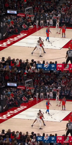 """THAT'S A TECH.""   😂 Chris Paul to the refs after Melo clapped his hands.    https://t.co/lObTeLQ7Ap: ST8OOT  SCOREOR  State Farm  RA  MANY  ortend  67  OKC  54 POR  TO 5  PENALTY  FLS 3 TO 4  yosk  INITIV   FTHOOY  SCOREOO  StateFarm  MA  LA  MANY  ortiemd  67  OKC OK 54 POR  TO 5  FLS 3 TO 4  PENALTY  Alask ""THAT'S A TECH.""   😂 Chris Paul to the refs after Melo clapped his hands.    https://t.co/lObTeLQ7Ap"
