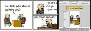 Stack overflow hiring process: Stack overflow hiring process