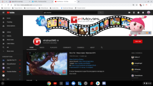 Community, Facebook, and Gg:  #staff-bot-spam  MEE6 - The Discord Bot  Get Movies-YouTube  X  X  > со  G  :  https://www.youtube.com/user/getmovies  Bookmark Manager  Helpful Items  Tropical Storms  Autism Empowerm...  #WatchltLater  Cookie Clic..  Tornado Central  YouTube  get movies  etMovies  home  Канал для всей семьи  Trending  Subscriptions  Library  С Новая серия Царевны  History  Watch later  elrubiusOMG  35M 24M  24,994,052 subscribers  Liked videos  idk  PLAYLISTS  НОМЕ  VIDEOS  COMMUNITY  CHANNELS  ABOUT  Show more  Лео и Тиг - Новые серии - Мультики 2019  ANAL CHANNELS  7,064,106 views 2 weeks ago  SUBSCRIPTIONS  Rubius Z  http://twitch.tv/Rubius  Agenda-Free TV  ((0)  Server Discord: https://discord.gg/rubius  Twittah: https://twitter.com/Rubiu5  mangelrogel  GroundControl  ((e)  FB: https://www.facebook.com/pages/Elrubi. ..  # мультики2019 # тиглеo # гетмувис  Larry  (.)  EDDisplay  В лесах Приморского края России родился леопард по  Youtube Battles  0)  READ MORE  CheetoSenior  1v1  Unloade  01:29  Chassel i didnt realise i was watching elrubiusOMG. Why does the subscribe button say 35M 24M.
