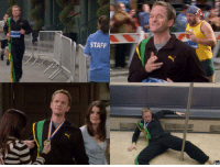 Drinking, Memes, and 🤖: STAFF The stages of a night of drinking. #HIMYM https://t.co/Ga4bL988Hx
