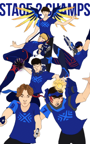Tumblr, Twitter, and Blog: STAGE 2 MPS yoruus:  NYXLfor the nyxl zine, theme is favorite moment of the season! i chose them winning stage 2 because it was their first stage title, after coming so close in stage 1