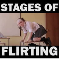 HOW TO FLIRT IN 2016: STAGES OF  FLIRTING HOW TO FLIRT IN 2016