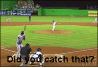 Haha, Did, and You: STAKL  Di  catch that?  in did you catch that?... haha uh-yep
