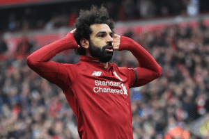 Just spare a quick thought for those Chelsea fans who racially abused Salah and have now had to watch the Egyptian bang one in against their side from 30 yards out. https://t.co/uAQlsk7wZT: Standar  Chartere Just spare a quick thought for those Chelsea fans who racially abused Salah and have now had to watch the Egyptian bang one in against their side from 30 yards out. https://t.co/uAQlsk7wZT