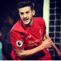 Congrats to @officiallallana on the new Liverpool contract, well deserved 👏: Standard  Char  L Congrats to @officiallallana on the new Liverpool contract, well deserved 👏