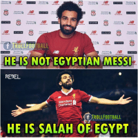 Memes, fb.com, and Messi: Standard  Chartered  Standard  Chartered  Chartered be  Stand  Charte  Standard  Crartered e  OR  Charteredboloce  Standard  Szandard  Chartered S  Standad  Chartered  new bgionce  Standao  vcto  rRoLLFoO BALL  HE-IS NOT EGYPTIAN MESSI  REBEL  fb.com/RealTrollFootball  Standard S  Chartered 、  DETVICTOR  Chartered ros toioxe  VICTOR  Standard  Chartered  fb.com/RealTrollFootball  HE IS SALAH OF EGYPT Mohamed Salah  proving his class 👏