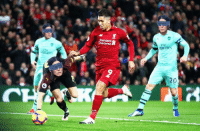 Arsenal, Memes, and 🤖: Standard  irares  20 Arsenal defenders took Firmino's no-look challenge way too seriously https://t.co/DTPyk2iypc