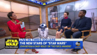 "Abc, Daisy Ridley, and John Boyega: STAR  IA  THE NEW STARS OF ""STAR WARS""  JOHN BOYEGA & DAISY RIDLEY ON ""THE FORCE AWAKENS.  WARS  abc  <p><a href=""http://americanprophet.tumblr.com/post/135726433919/if-you-havent-seen-john-boyegas-impression-of"" class=""tumblr_blog"">americanprophet</a>:</p> <blockquote><p>if you haven't seen john boyega's impression of pinocchio you haven't lived<br/></p></blockquote>  <p>Is it possible for human beings to achieve a level of cuteness beyond that of Daisy and John? No. No it is not.</p>"