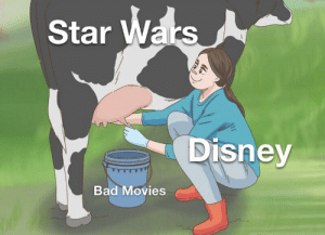 What's Done Is Done: Star Wars  Disney  Bad Movies What's Done Is Done