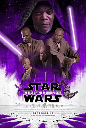 This is some serious shit.. by reverseflash-_- MORE MEMES: STAR  WARS  THE RISE OF THIS MOTHERFUCKER  K  DECEMDER 15MED DL, VENI, UL SER  IN 30, REALD 3D AND IMAX 30 This is some serious shit.. by reverseflash-_- MORE MEMES