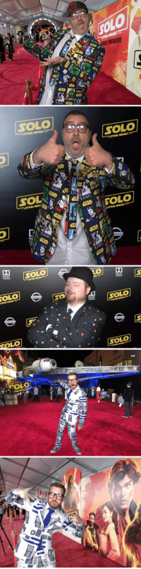 "Nerd, Star Wars, and Tumblr: STAR WARSSOR  RLD PREMIERE  LUK  ADE   SOLO  STAR WARS  SOLO  STAR WARS  NA  LEL  見WA'  R2  ห้โ  SAN   DOLBY  CINEMA  SOLO  STAR WAR  ARS  DOLBY  OLO  NISSAN  STAR WAR  SO  exOLO  DOLBY  STAR WARS  NISSAN  NİSSAN  TOLO  SOLO   OLO  SEPHORA  FAR WA <p><a href=""http://taerias.tumblr.com/post/174039991722/octo-blush-the-red-letter-media-nerd-crew-were"" class=""tumblr_blog"">taerias</a>:</p>  <blockquote><p><a href=""http://octo-blush.tumblr.com/post/173956546052/the-red-letter-media-nerd-crew-were-at-the"" class=""tumblr_blog"">octo-blush</a>:</p> <blockquote><p>The Red Letter Media ""Nerd Crew"" were at the premiere of Solo: A Star Wars Story and you were not</p></blockquote> <p>very cool</p></blockquote>  <p class=""npf_quote"" data-npf='{""subtype"":""quote""}'>V E R Y  C O O L</p>"