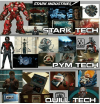 Memes, Nerd, and Superhero: STARK INDUSTRIES  STARK TITECH  PYMM TECH  ARDIAN  QUILL TECH TAG A FRIEND Follow me nerds! - - - - civilwar captainamericacivilwar captainamerica ironman epic amazing marvel tonystark steverogers doubletap DoctorStrange spiderman antman blackwidow blackpanther wintersoldier fandom nerd avengers wow deadpool tagsforlikes superhero avengers whosideareyouon vision hawkeye