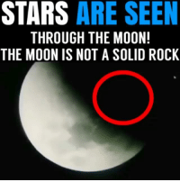Memes, News, and Work: STARS ARE SEEN  THROUGH THE MOON!  THE MOON IS NOT A SOLID ROCK @Regran_ed from @lex_j_432hz - If people looked up at the sky more and observed our surroundings rather than staring down at phones or looking at computer screens for the majority of the day, we would quickly begin to realize who we are and what our Earth really looks like. 🌗 The moon is transparent. During a half moon in the daytime, we can observe the blue sky straight through the moon. It is simply a light in the sky that tells us what day of the month it is. Ever wonder how the moon and the sun work in a way as if some divine being created them? It's no accident. 432hz awakening lex_j_432hz thinking research knowledge information news media truth awake wakeup weather travel jj explore learn learning orgone orgonite pyramids - regrann