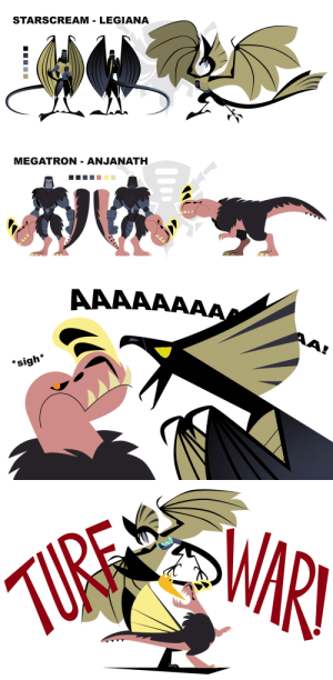 dmg-thawhale:  winslowdraws: hell yeah  monster hunter and transformers crossover  @dasspaghettimonster: STARSCREAM LEGIANA   MEGATRON ANJANATH   ΛΑΑΑΑAAAΡ  ΑΑ!  κ  'sigh*   WARS  TURE dmg-thawhale:  winslowdraws: hell yeah  monster hunter and transformers crossover  @dasspaghettimonster