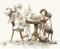 starstray:  happy belated birthday singapore, happy early birthday malaysia (sebenarnya aku malas nak lukis dua kali OTL) young versions of OCs designed by orrie. yes I confess I would be amused by the thought of tuan kirkland bringing the sources of income kiddies out to a kopitiam with singapore ah boy doing his homework and tanah melayu wondering how to tell tuan kirkland that he just sat on a karipap p.s. take care any mancunians/liverpudlians/brummies out there: starstray:  happy belated birthday singapore, happy early birthday malaysia (sebenarnya aku malas nak lukis dua kali OTL) young versions of OCs designed by orrie. yes I confess I would be amused by the thought of tuan kirkland bringing the sources of income kiddies out to a kopitiam with singapore ah boy doing his homework and tanah melayu wondering how to tell tuan kirkland that he just sat on a karipap p.s. take care any mancunians/liverpudlians/brummies out there
