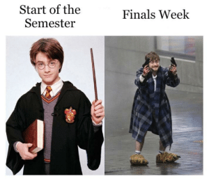 Finals, Irl, and Me IRL: Start of the  Finals Week  Semester me irl