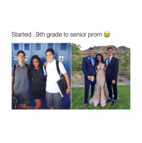 Girl Memes, Cyberbullying, and Grades: Started...9th grade to senior prom the movie Cyberbully is so sad and good