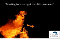"""Life, Tumblr, and Blog: """"Starting to wish I got that life insurance""""  yourlife  solutiorn <p><a href=""""http://life-insurancequote.tumblr.com/post/159697487665/thats-right-folks-yourlifesolutioncom"""" class=""""tumblr_blog"""">life-insurancequote</a>:</p><blockquote> <p>That's right, folks! </p> <h2><b><a href=""""http://YourLifeSolution.com"""">YourLifeSolution.com</a></b></h2> </blockquote>"""