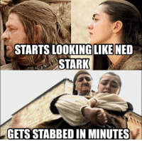 The curse of Sean Bean: STARTS LOOKING LIKE NED  STARK  GETS STABBED IN MINUTES The curse of Sean Bean