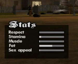 Dank, Memes, and Respect: Stats  Respect  Stamina  Muscle  Fat  Sex appeal meirl by barkechr MORE MEMES