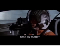 Mrw, Star Wars, and Target: STAY ON TARGET MRW I'm flicking my SO's bean and she starts to squirm