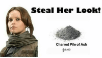 steal her look: Steal Her Look!  Charred Pile of Ash  $0:00