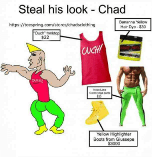Steal His