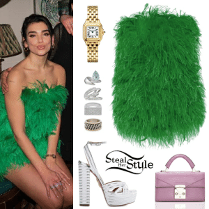Dua Lipa Clothes & Outfits   Steal Her Style: Steal  Style  Her Dua Lipa Clothes & Outfits   Steal Her Style